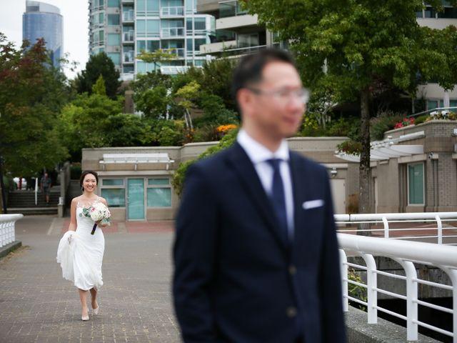 David and Jessica's wedding in Vancouver, British Columbia 35