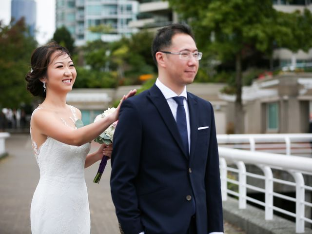 David and Jessica's wedding in Vancouver, British Columbia 36