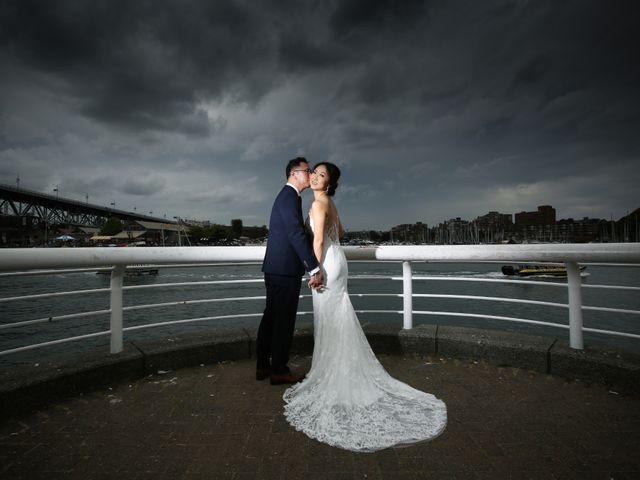 David and Jessica's wedding in Vancouver, British Columbia 38