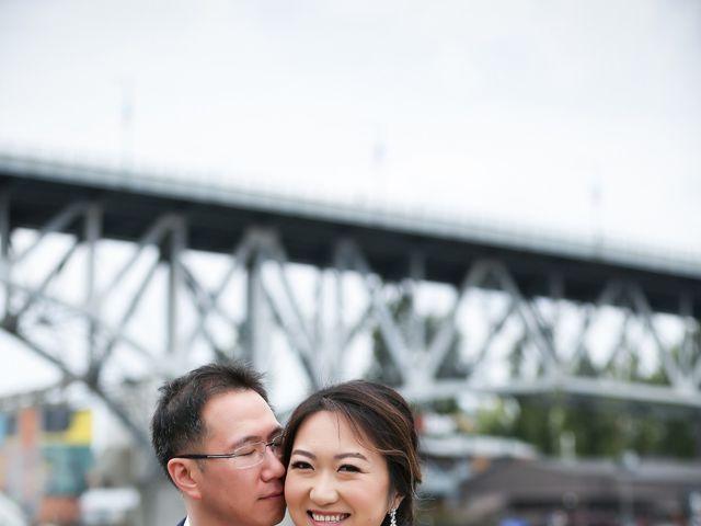 David and Jessica's wedding in Vancouver, British Columbia 40