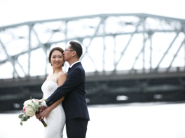 David and Jessica's wedding in Vancouver, British Columbia 43