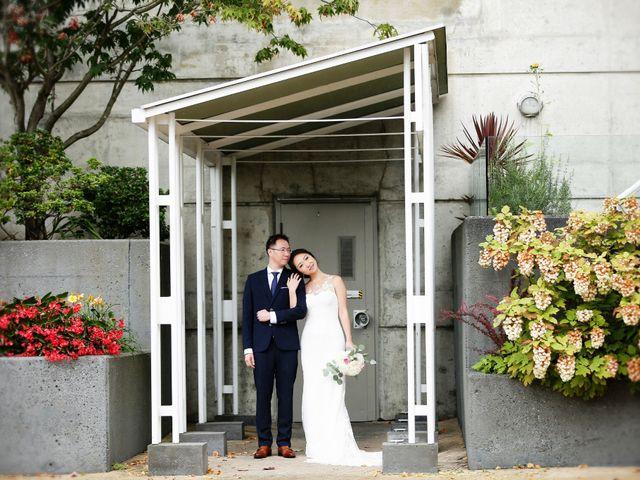 David and Jessica's wedding in Vancouver, British Columbia 44