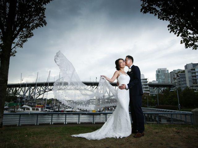 David and Jessica's wedding in Vancouver, British Columbia 63