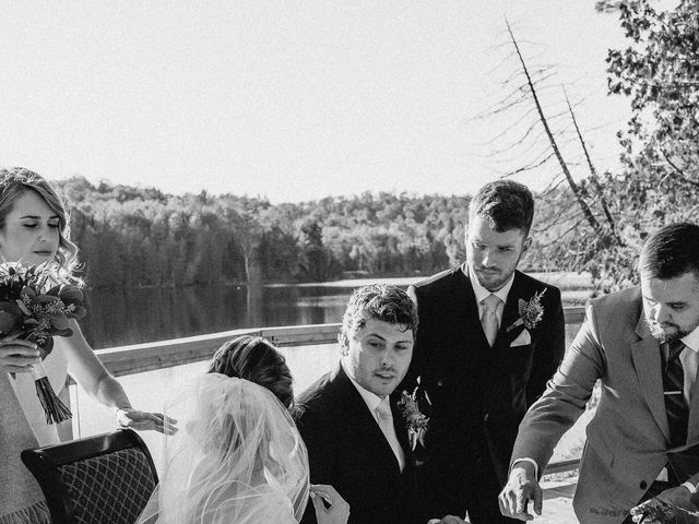 Jordan and Alex's wedding in Grenville-Sur-La-Rouge, Quebec 37