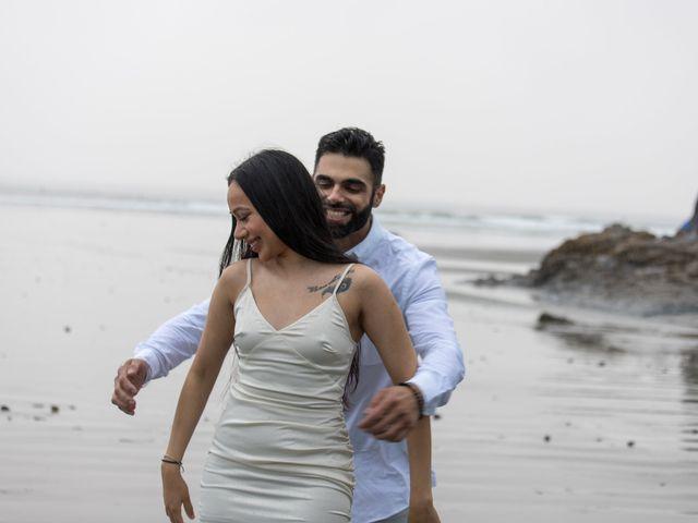 Paul and Reet's wedding in Tofino, British Columbia 15