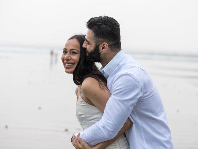 Paul and Reet's wedding in Tofino, British Columbia 19