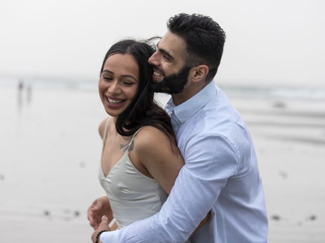 Paul and Reet's wedding in Tofino, British Columbia 20