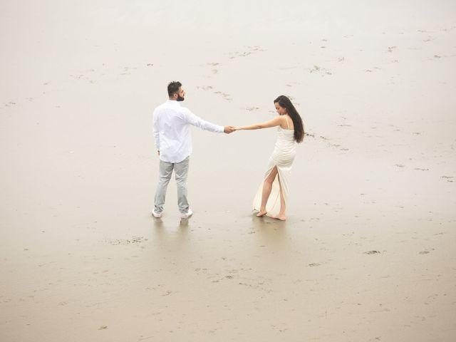 Paul and Reet's wedding in Tofino, British Columbia 24