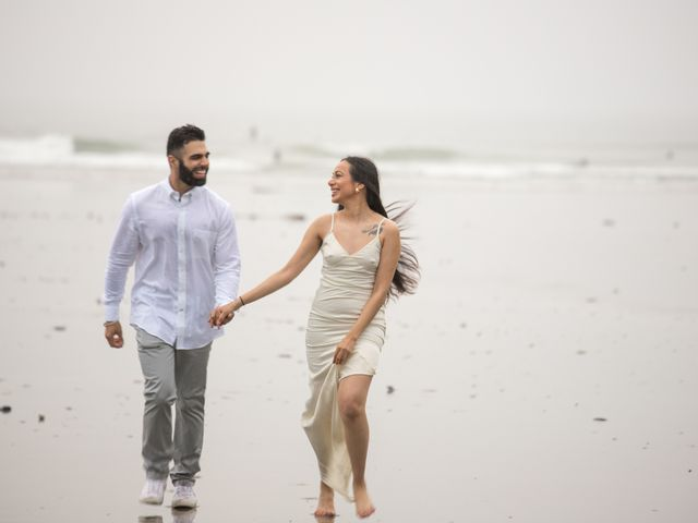 Paul and Reet's wedding in Tofino, British Columbia 29