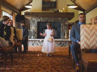 Chris and Lambie's wedding in Canmore, Alberta 23