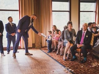 Chris and Lambie's wedding in Canmore, Alberta 27