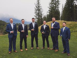 Chris and Lambie's wedding in Canmore, Alberta 66