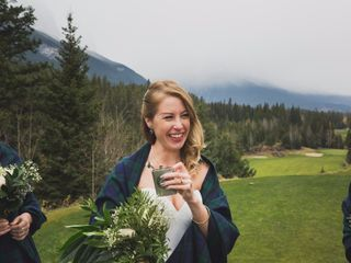 Chris and Lambie's wedding in Canmore, Alberta 71