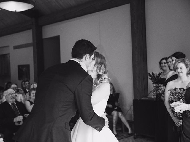 Chris and Lambie's wedding in Canmore, Alberta 46