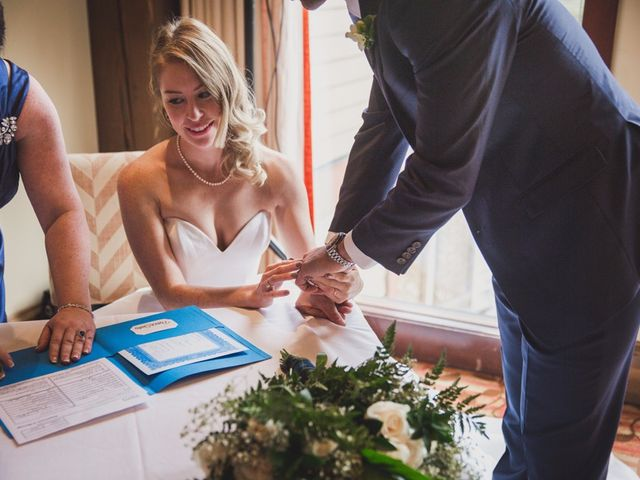 Chris and Lambie's wedding in Canmore, Alberta 51