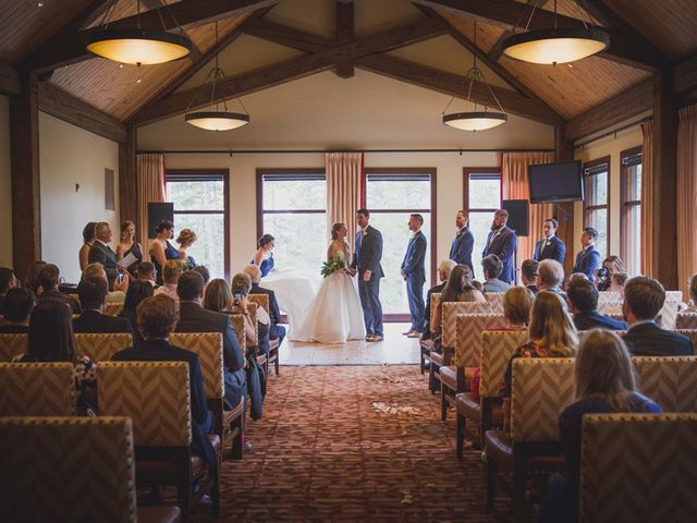 Chris and Lambie's wedding in Canmore, Alberta 52