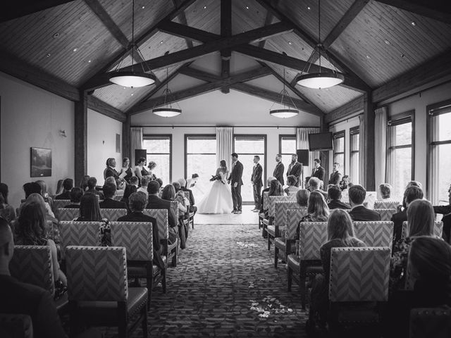 Chris and Lambie's wedding in Canmore, Alberta 53