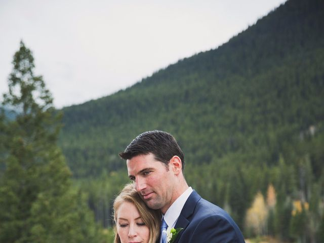 Chris and Lambie's wedding in Canmore, Alberta 57