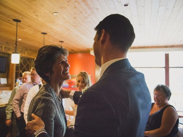 Chris and Lambie's wedding in Canmore, Alberta 62
