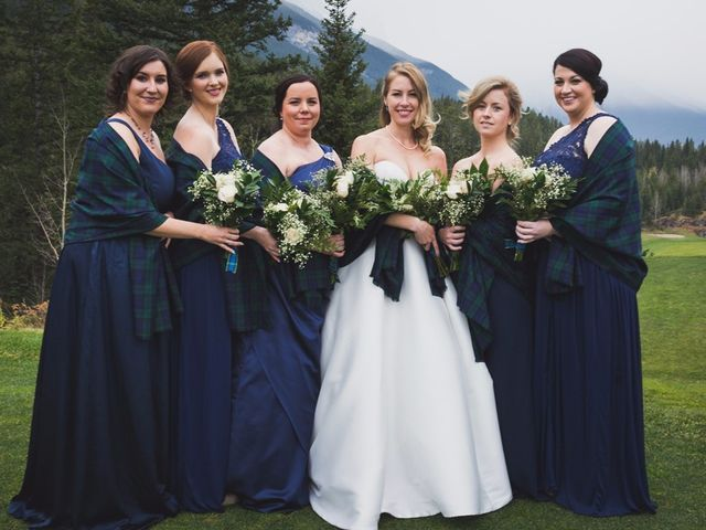 Chris and Lambie's wedding in Canmore, Alberta 73