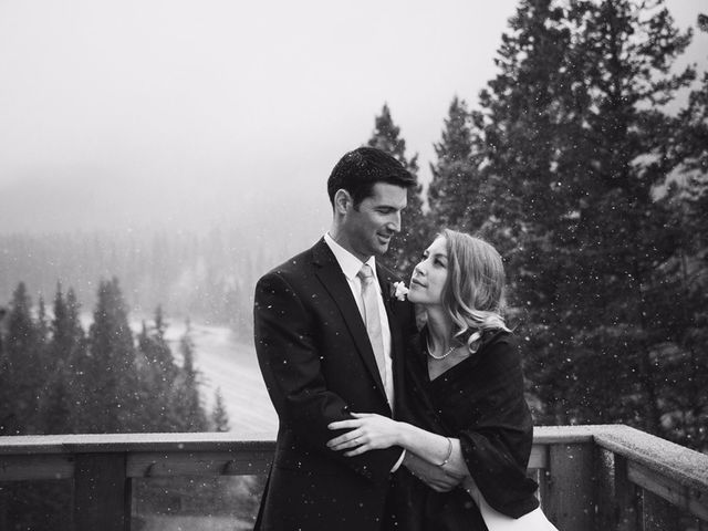 Chris and Lambie's wedding in Canmore, Alberta 79