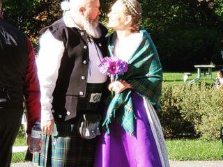 The wedding of Sarah and Caleb