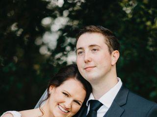 The wedding of Lindsay and Matt