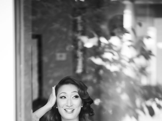 Brent and Queenie's wedding in Vancouver, British Columbia 3