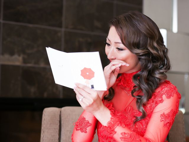 Brent and Queenie's wedding in Vancouver, British Columbia 5