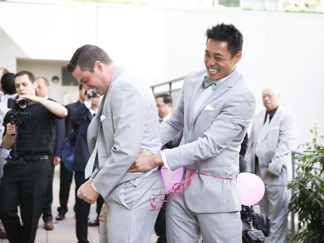 Brent and Queenie's wedding in Vancouver, British Columbia 19