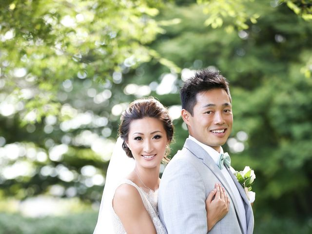 Brent and Queenie's wedding in Vancouver, British Columbia 44