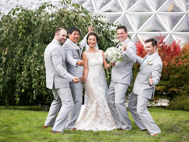 Brent and Queenie's wedding in Vancouver, British Columbia 47