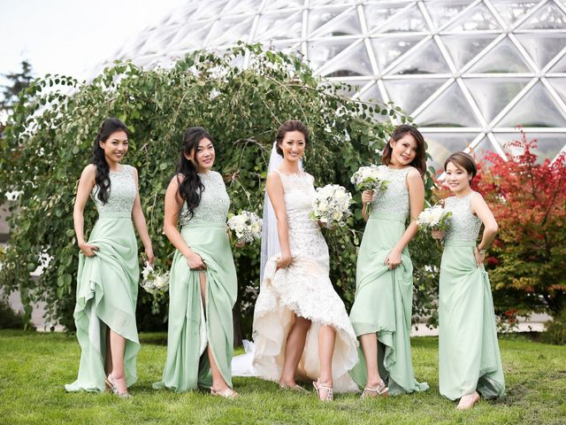 Brent and Queenie's wedding in Vancouver, British Columbia 48