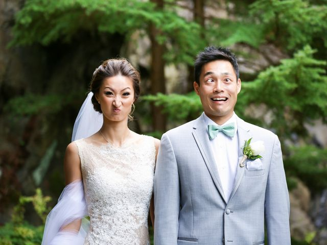 Brent and Queenie's wedding in Vancouver, British Columbia 56