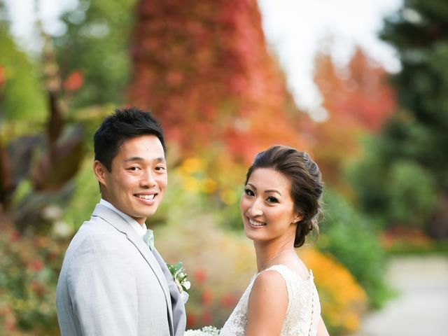 Brent and Queenie's wedding in Vancouver, British Columbia 57