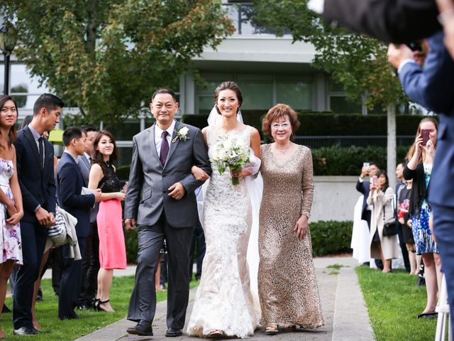 Brent and Queenie's wedding in Vancouver, British Columbia 60
