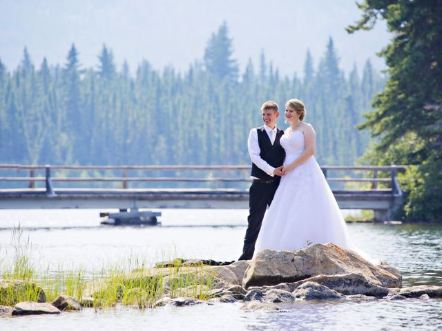 The wedding of Kristen and Kyle