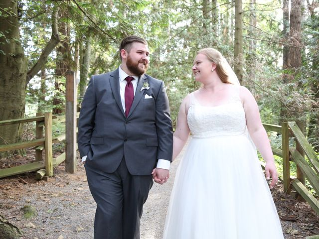 William and Jordan's wedding in Langley, British Columbia 11