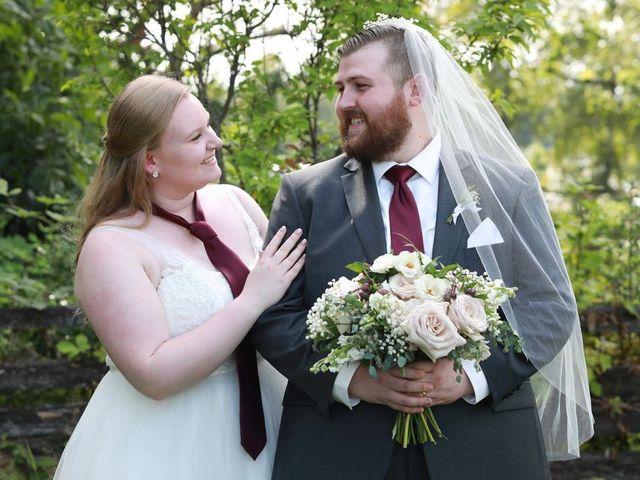 William and Jordan's wedding in Langley, British Columbia 1
