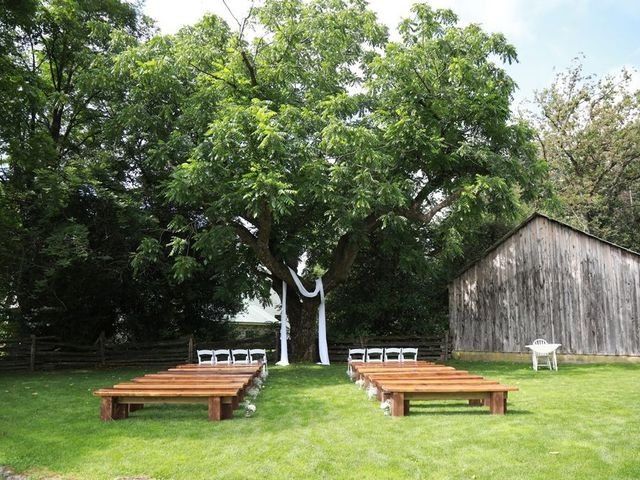 William and Jordan's wedding in Langley, British Columbia 2