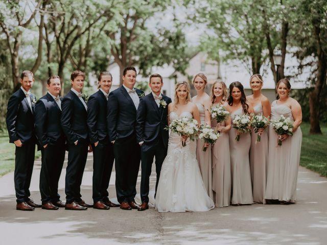 Martin and Jacqueline's wedding in Cambridge, Ontario 1
