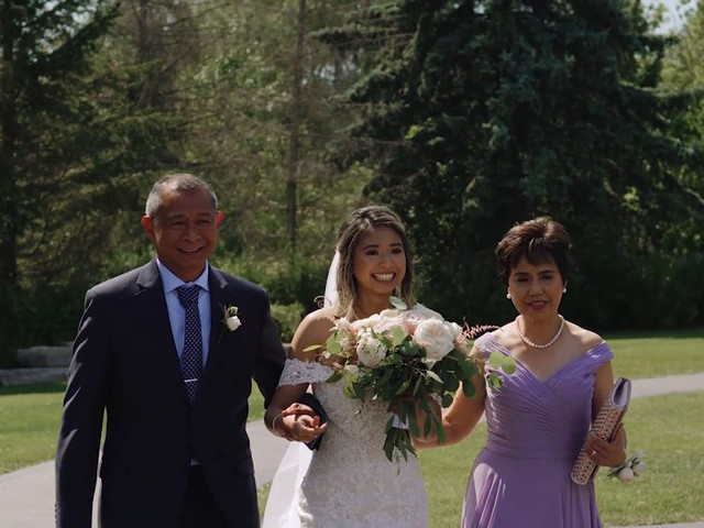 Dianne and Kristine's wedding in Toronto, Ontario 1