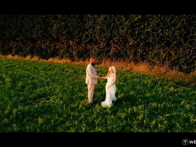Kellie and Andy's wedding in Delhi, Ontario 1
