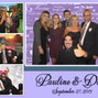 The wedding of Pauline and Shooting Stars Party Photo Booth 6