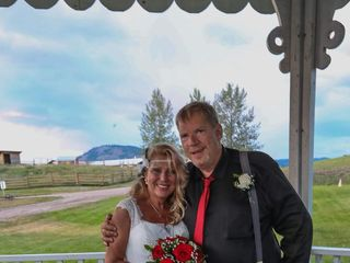 Rev. Melody Bailey - Wedding officiant 1