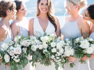 Blush Wedding Photography 7
