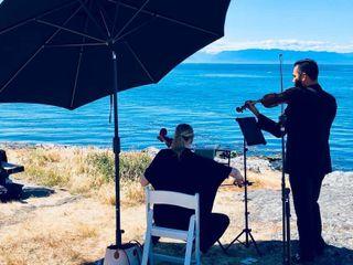 Cascadia Quartet & String Ensembles 1