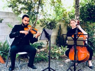 Cascadia Quartet & String Ensembles 3