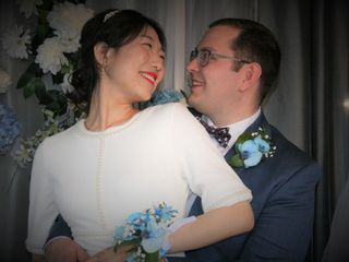 Dr. Nick Overduin - Wedding Officiant 3