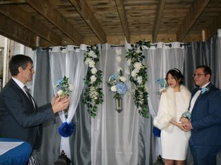 Dr. Nick Overduin - Wedding Officiant 5